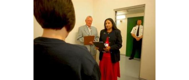 Independent custody visitor recruitment