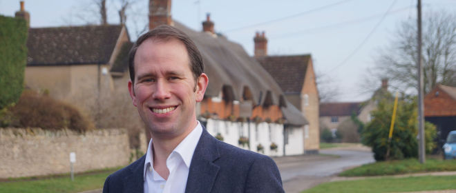 Matthew Barber elected as Police & Crime Commissioner for Thames Valley