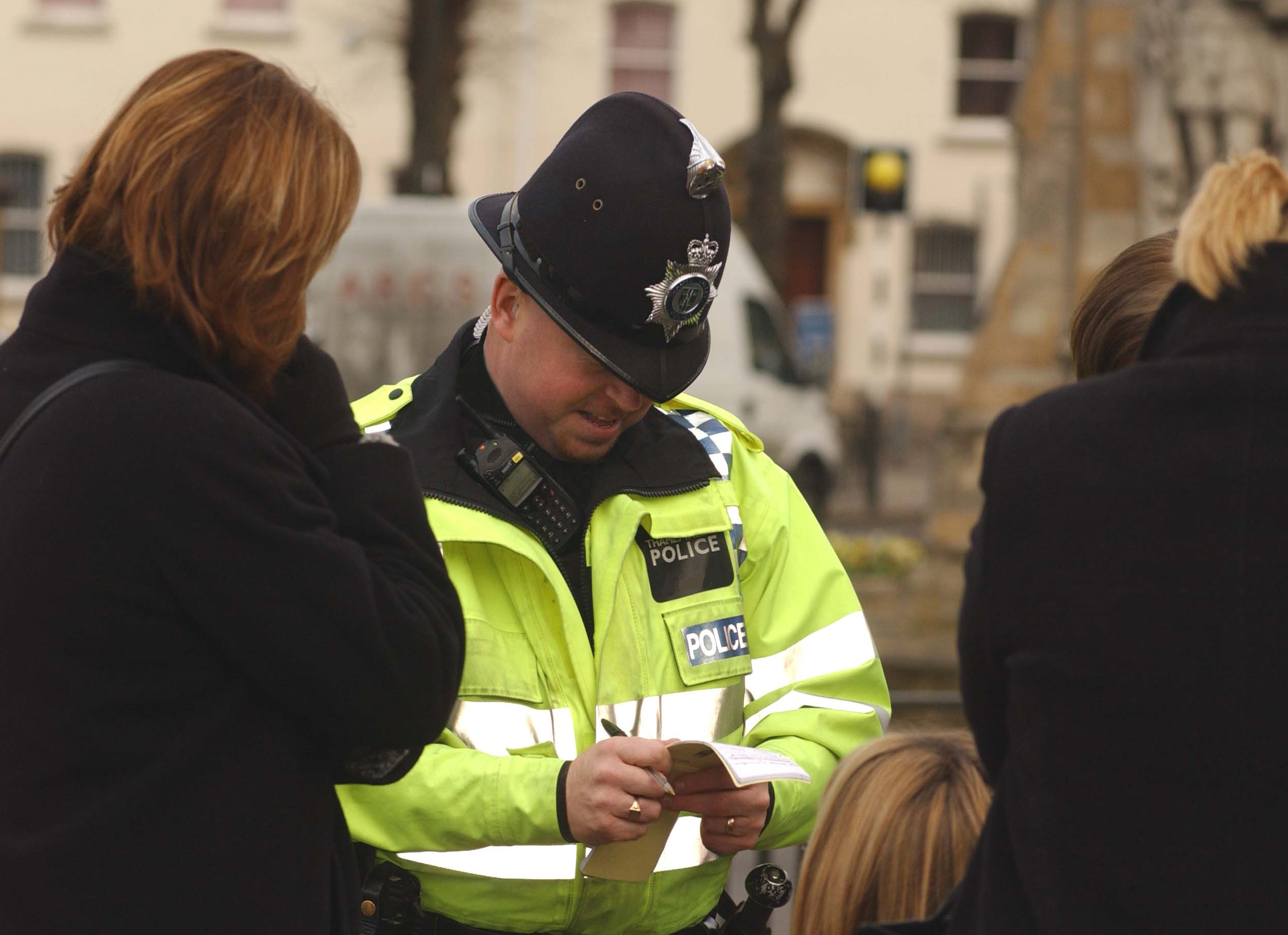 Thames Valley Police to bring back Custodian Helmets